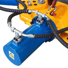 Small Volume Hydranulic Pile Breaker Universal Light Weight 34.3Mpa Pressure